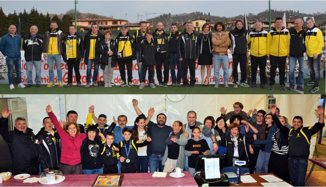 Staff organizzativo 18° Torneo di Pasqua 2016 tut