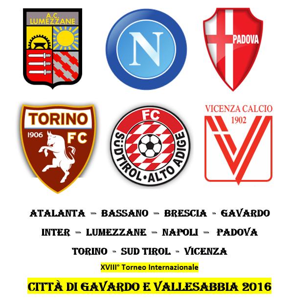 loghi squadre torneo 2016.b