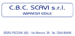 logo Cbc scavi