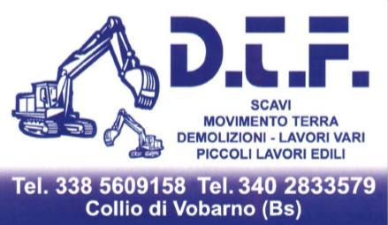 logo DLF scavi
