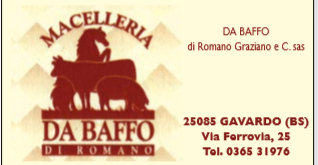 logo Macelleria Baffo