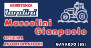 logo Massolini officina