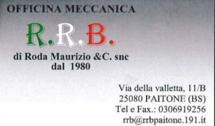 logo RRB officina