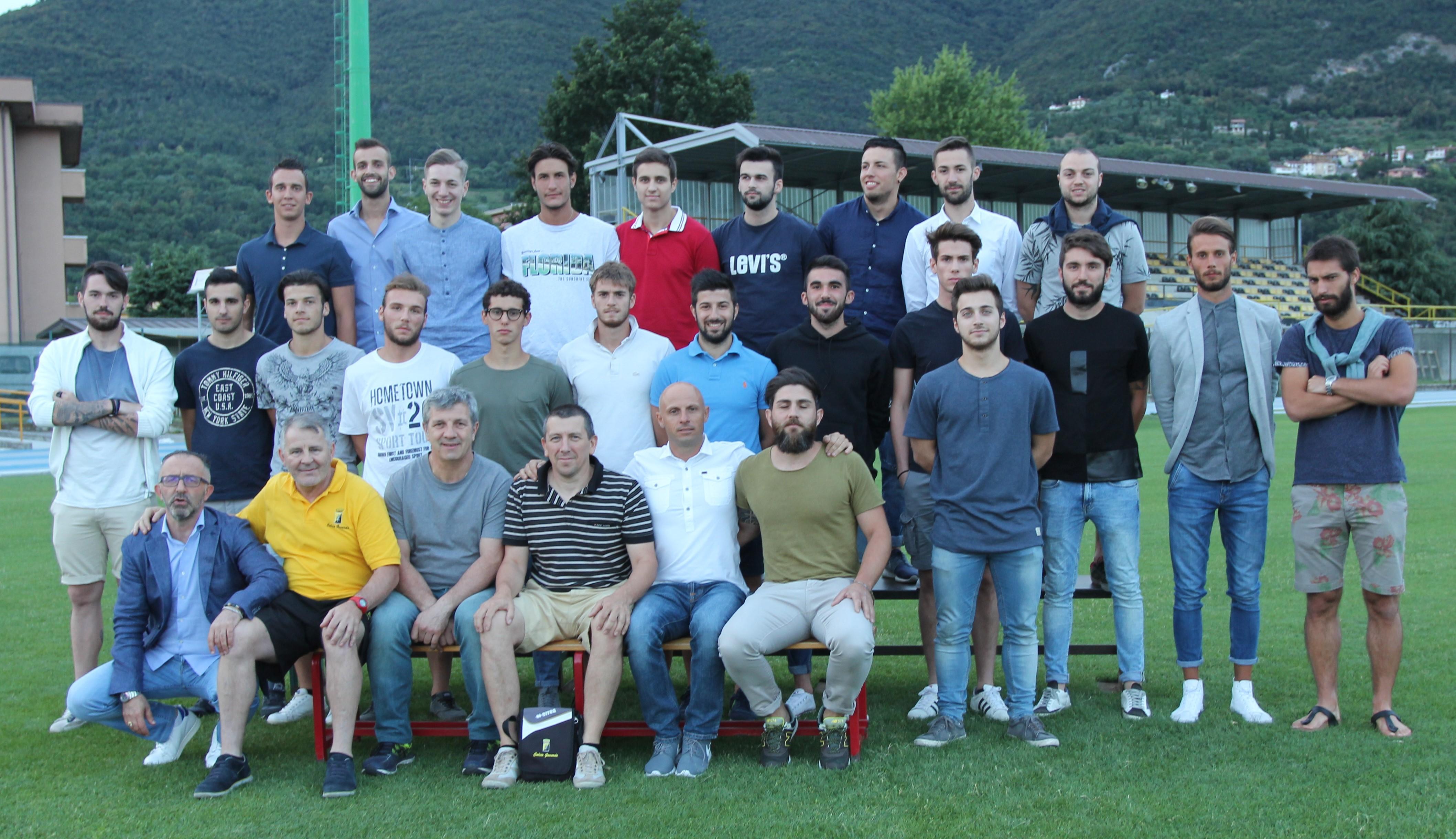 Calcio Gavardo 2^ cat. 2016-17.