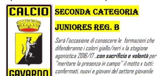 presentazione seconda e juniores 2016-17 (2)