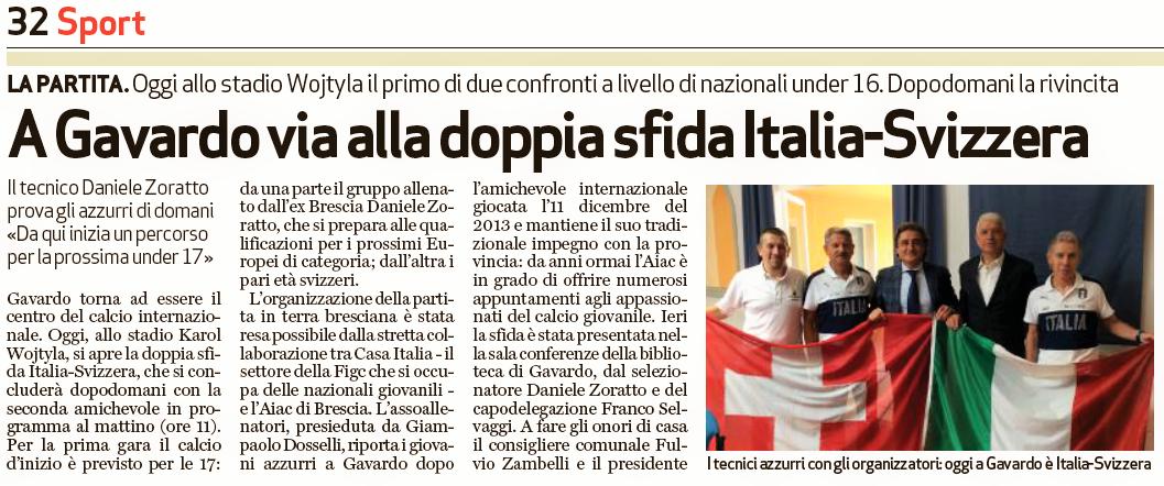 Gavardo ITALIA e SVIZZARA under16 (6)
