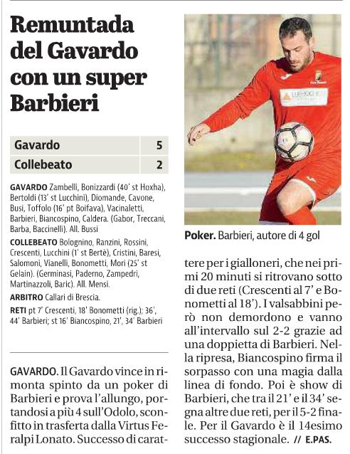 BS Collebeato